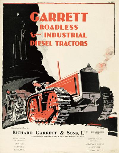 tractor shadow